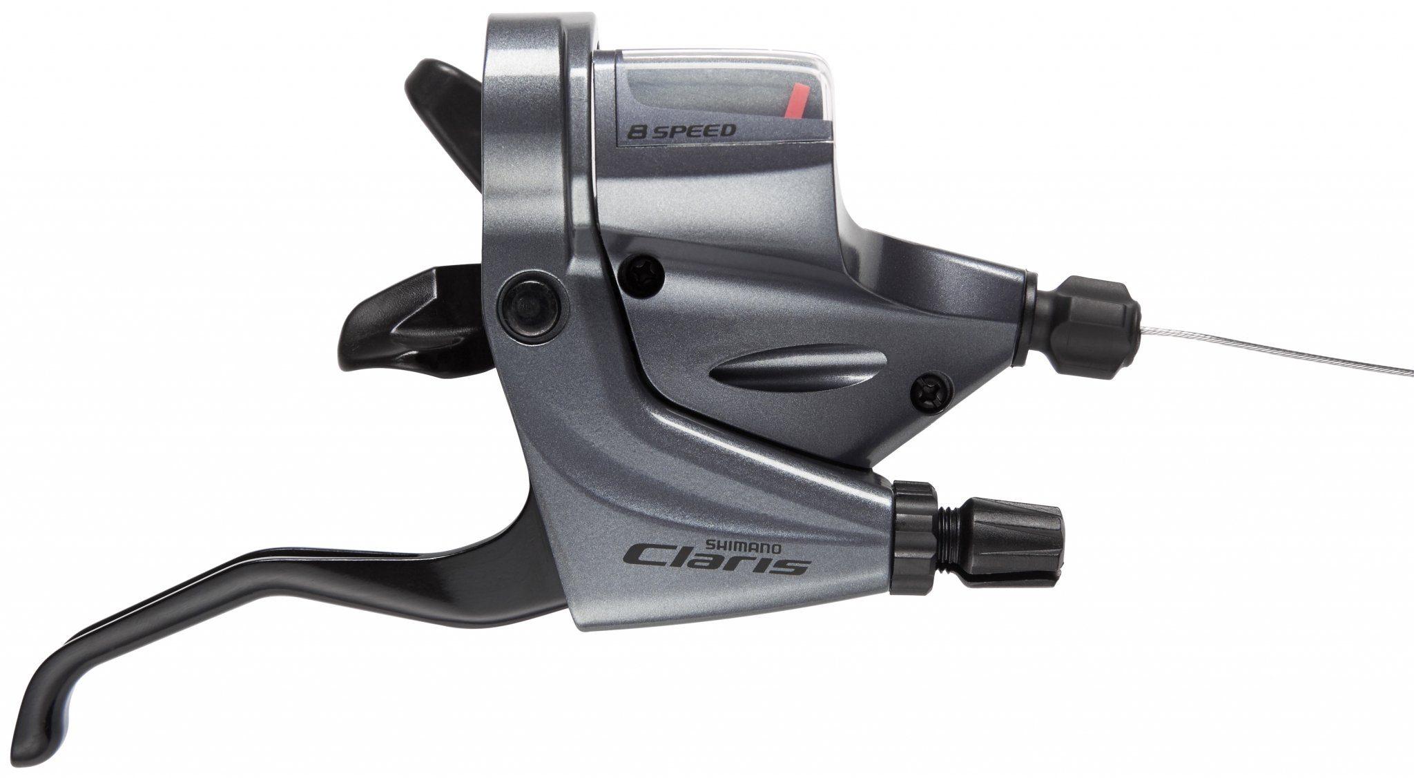 Shimano Schaltung »Claris ST-R240 Schalt-/Bremshebel 8-fach«