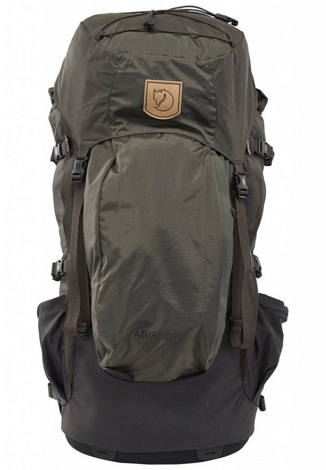 Fjällräven Sport- und Freizeittasche »Abisko 55 Backpack Women« in grau