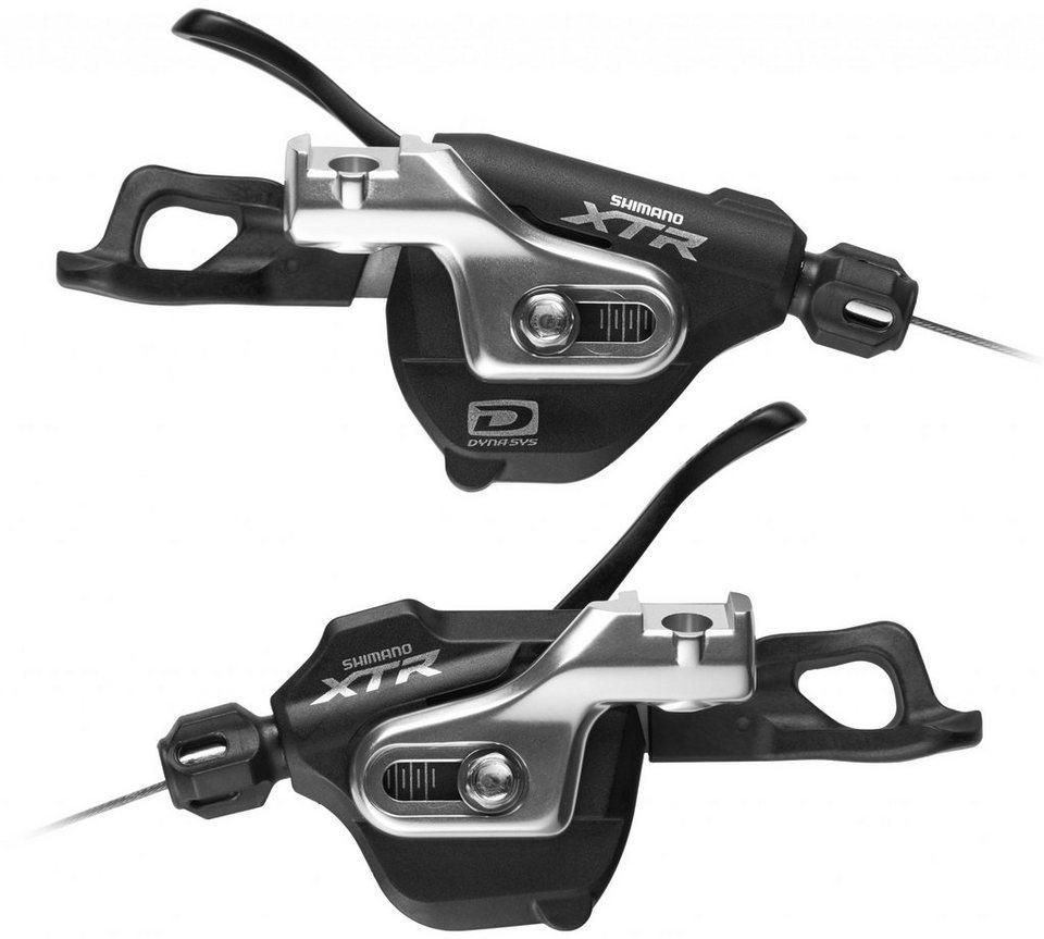 Shimano Schaltung »XTR SL-M980 I-Spec Schalthebel Set 2/3x10-fach«
