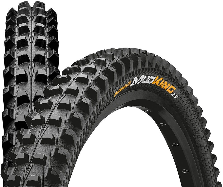 "CONTINENTAL Fahrradreifen »Mud King Apex 29"" Draht«"
