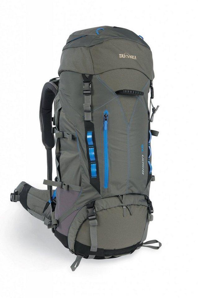 Tatonka Sport- und Freizeittasche »Bison 75 Backpack« in grau
