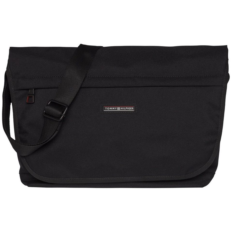 tommy hilfiger handtasche tommy manhattan messenger. Black Bedroom Furniture Sets. Home Design Ideas