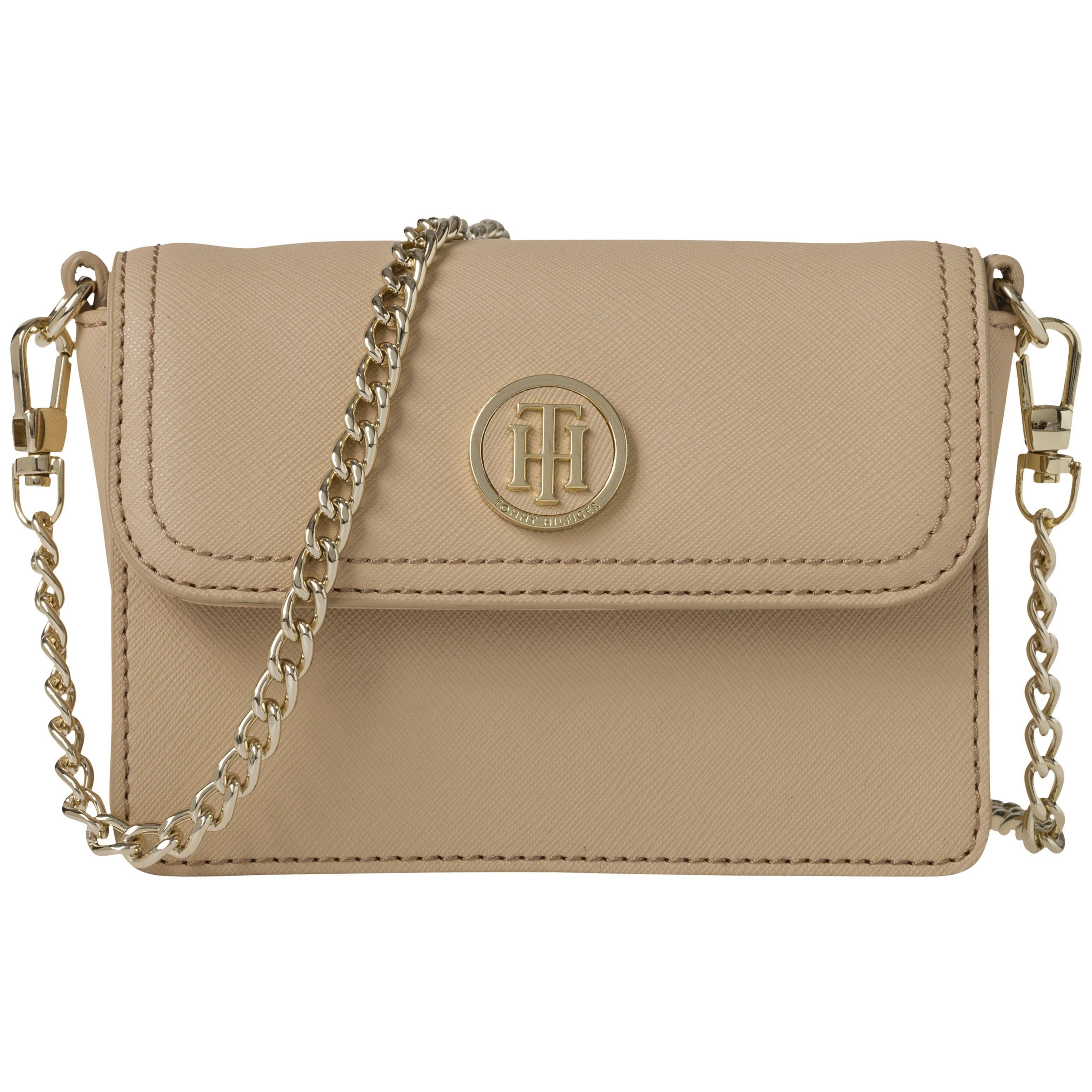 Tommy Hilfiger Handtasche »AMERICAN ICON MINI CROSSOVER SOLID« online kaufen | OTTO