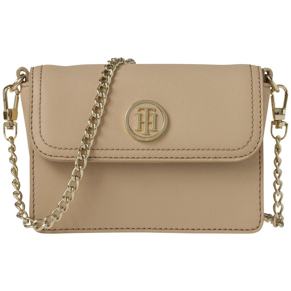5c02be26b748a Tommy Hilfiger Handtasche »AMERICAN ICON MINI CROSSOVER SOLID ...
