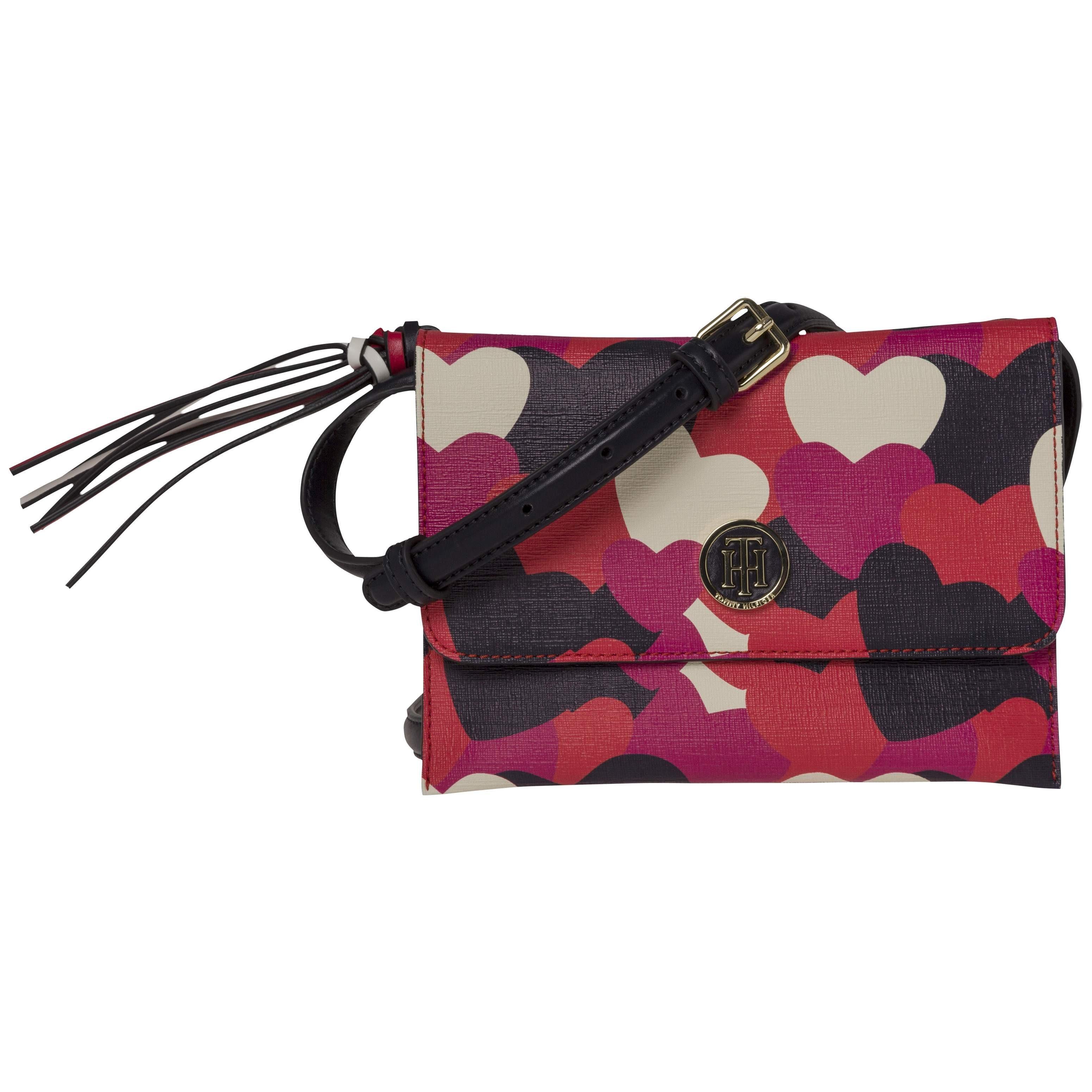 Tommy Hilfiger Handtasche »LOVE TOMMY CROSSOVER HEART« online kaufen | OTTO