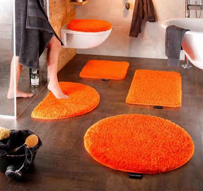 Badematte »Lana« Bruno Banani, Höhe 25 mm, rutschhemmend beschichtet, fußbodenheizungsgeeignet