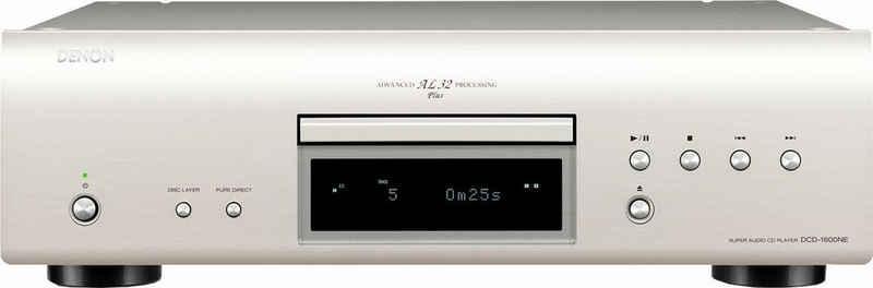 Denon »DCD-1600NE« CD-Player