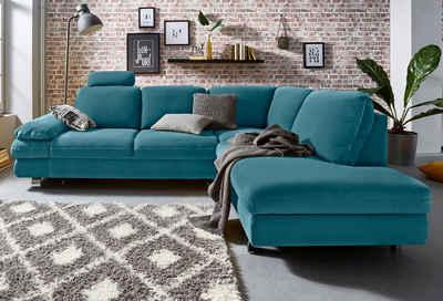 Wohnlandschaft l form  Sofa L-Form & Couch L-Form online kaufen | OTTO