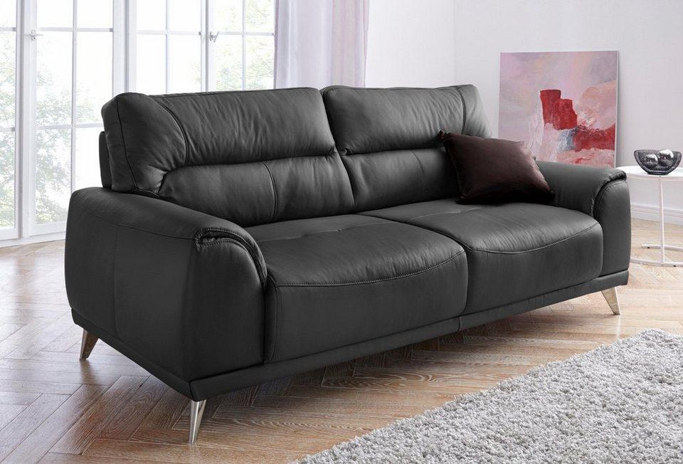 cotta 3 sitzer online kaufen otto. Black Bedroom Furniture Sets. Home Design Ideas