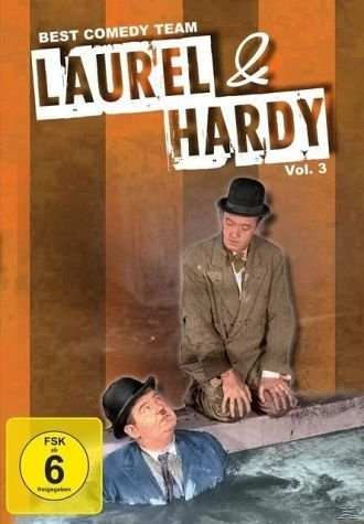 DVD »Laurel & Hardy Vol. 3 - Best Comedy Team«