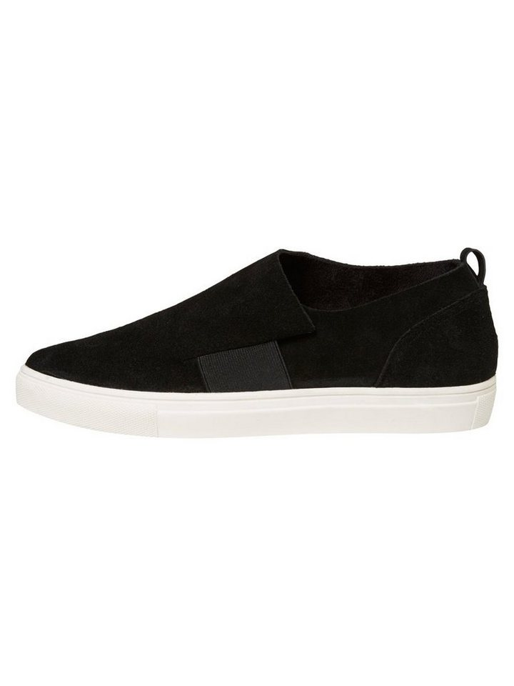 Vero Moda Wildleder- Schuhe in Black