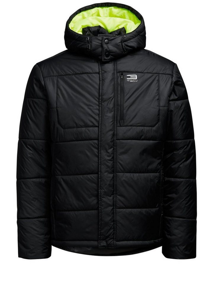 Jack & Jones Tech Jacke in Black