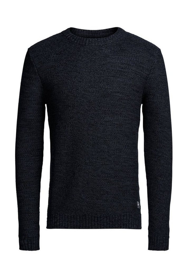 Jack & Jones Struktur- Pullover in Black