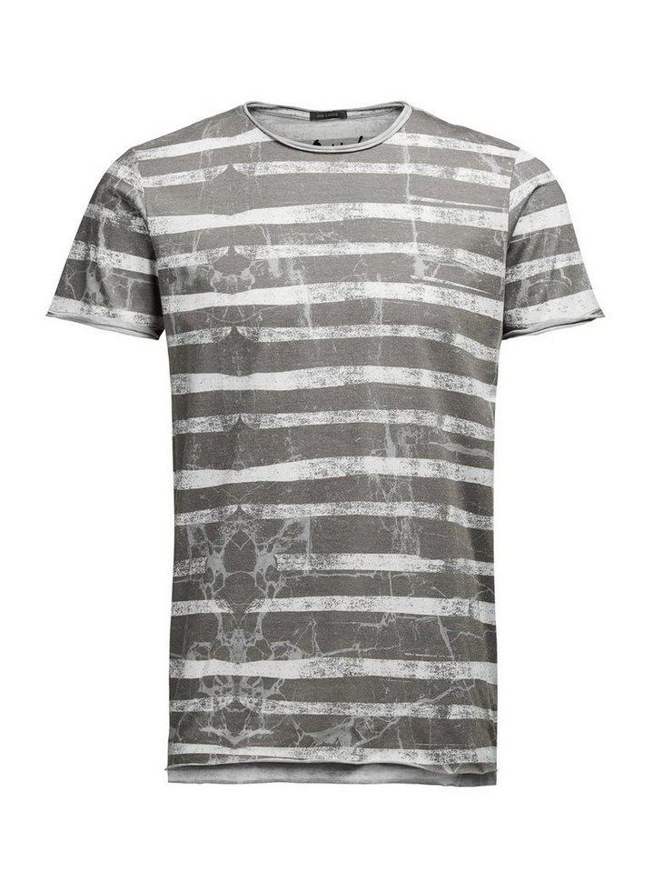 Jack & Jones Gestreiftes T-Shirt in CLOUD DANCER