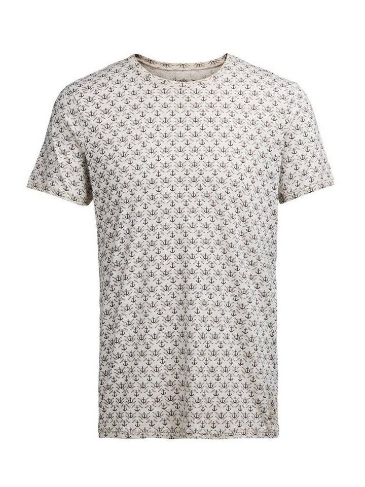 Jack & Jones Bedrucktes T-Shirt in CLOUD DANCER