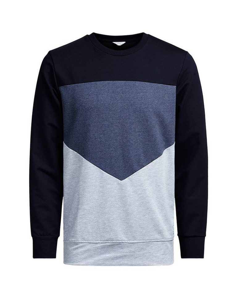Jack & Jones Sweatshirt in NAVY BLAZER 2