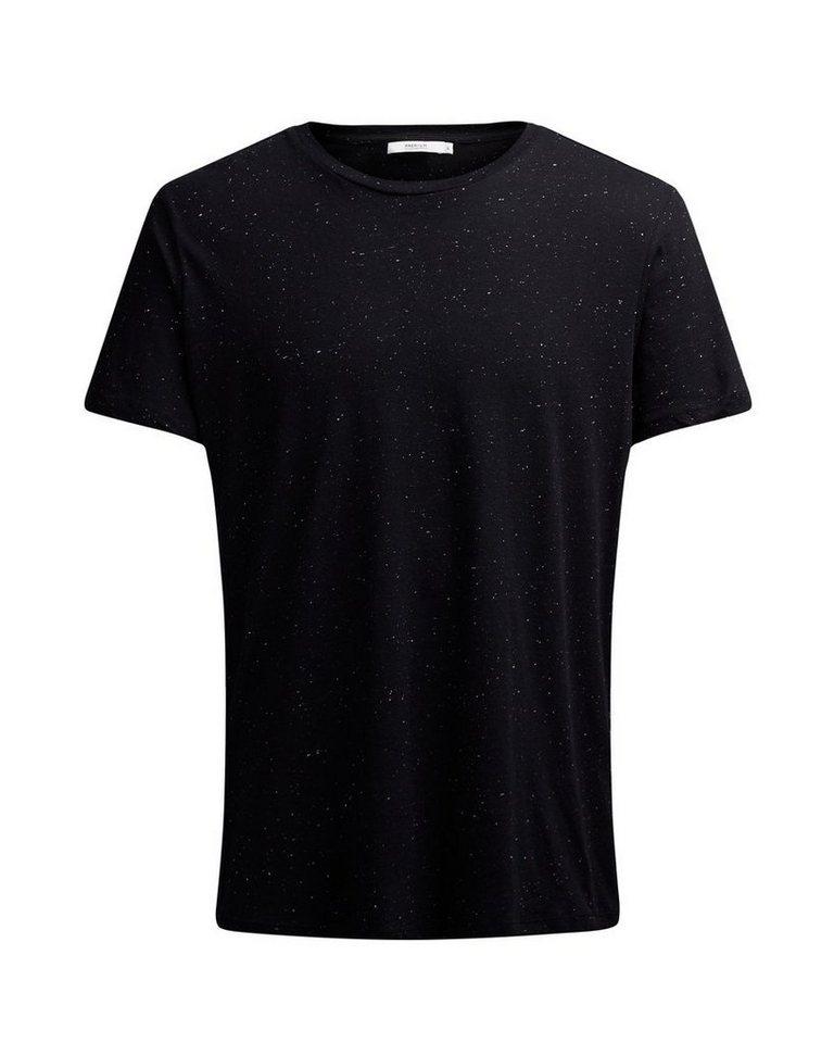 Jack & Jones Regular-Fit- T-Shirt in Black