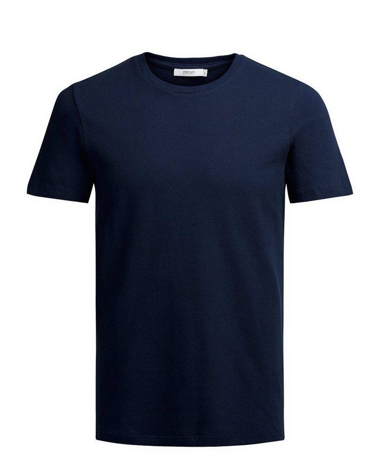 Jack & Jones Klassisches T-Shirt in Navy Blazer