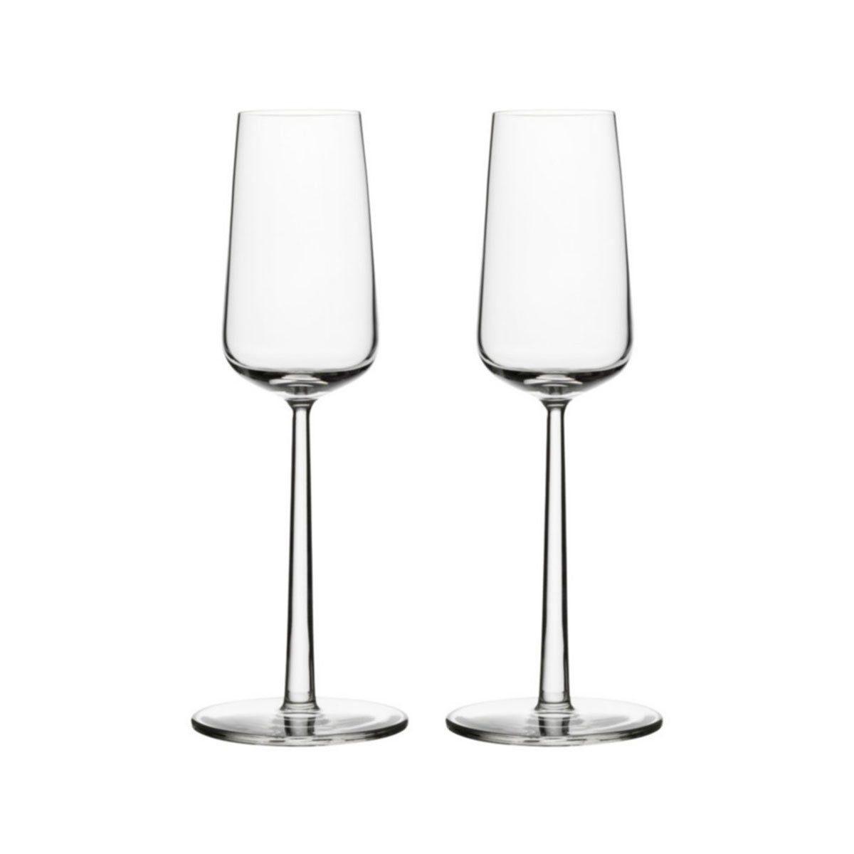 IITTALA Iittala Champagnerglas ESSENCE - 21cl, 2er Set