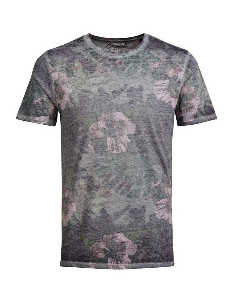 Jack & Jones Ausgewaschenes T-Shirt in CLOUD DANCER