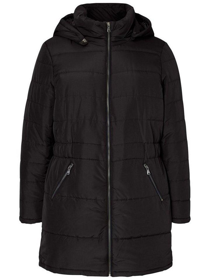 JUNAROSE Langärmelige Jacke in Black