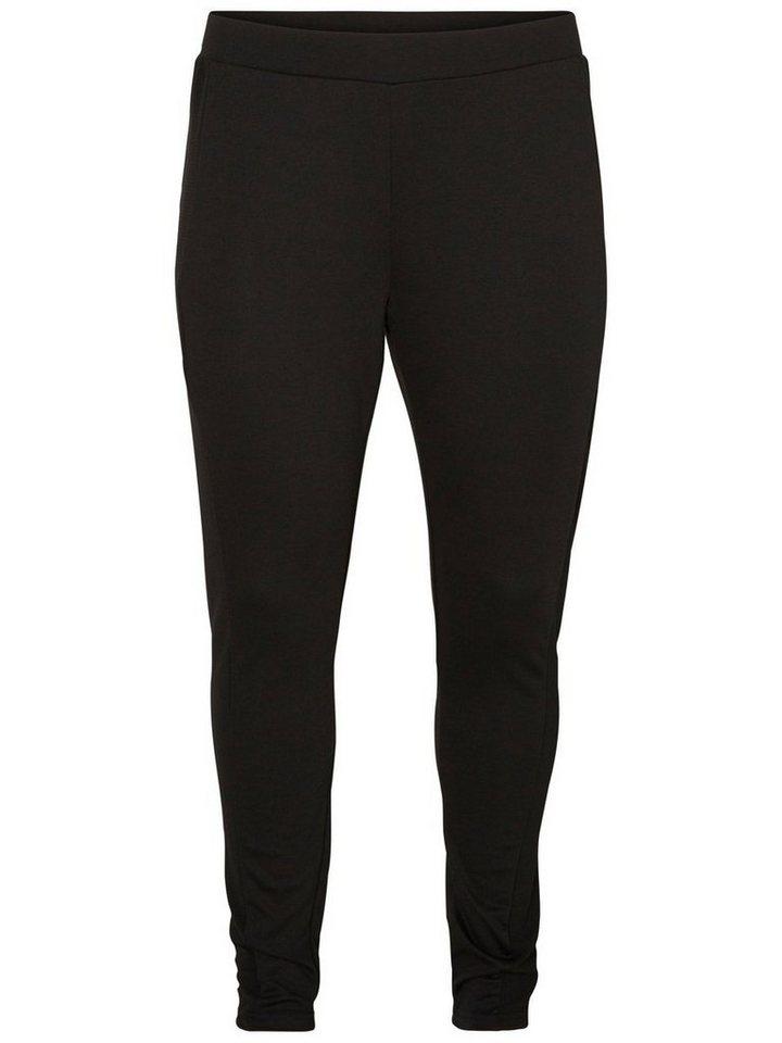 JUNAROSE Jersey- Leggings in Black