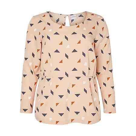 JUNAROSE Langärmelige Bluse