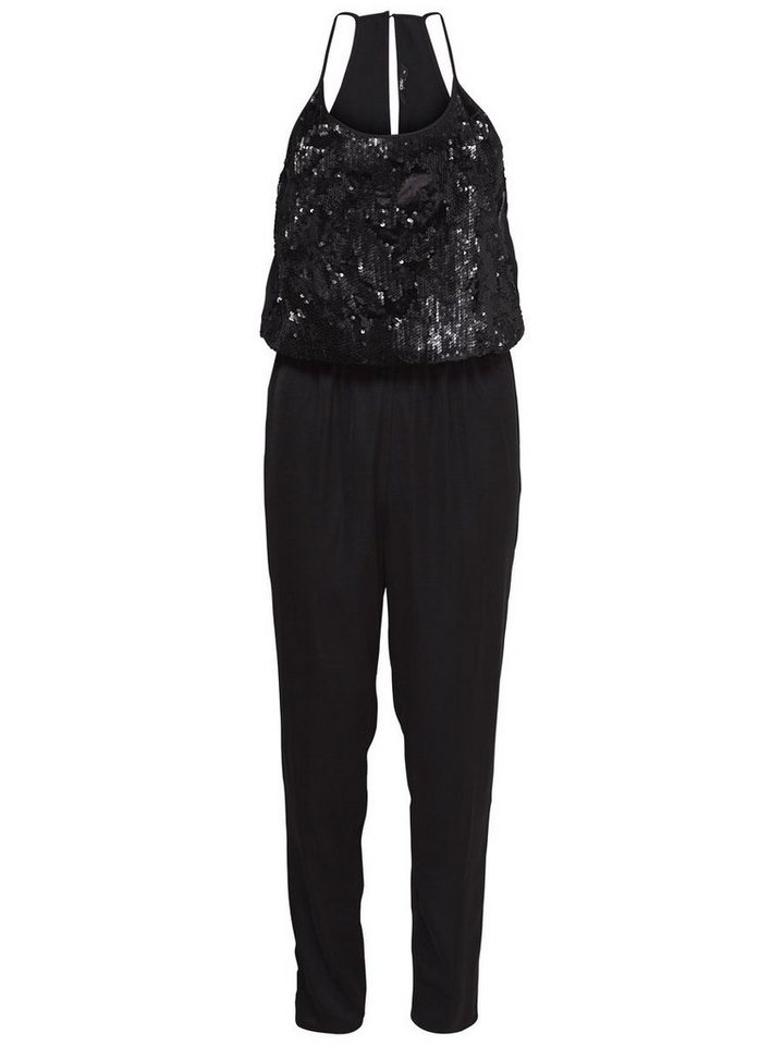 Only Detail- Jumpsuit in Black