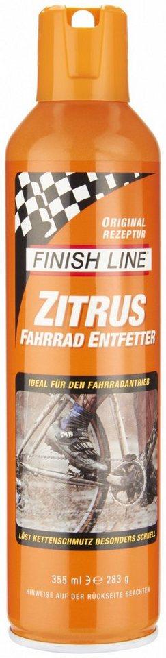 Finish Line Fahrrad Reiniger »Zitrus Entfetter 355 ml«
