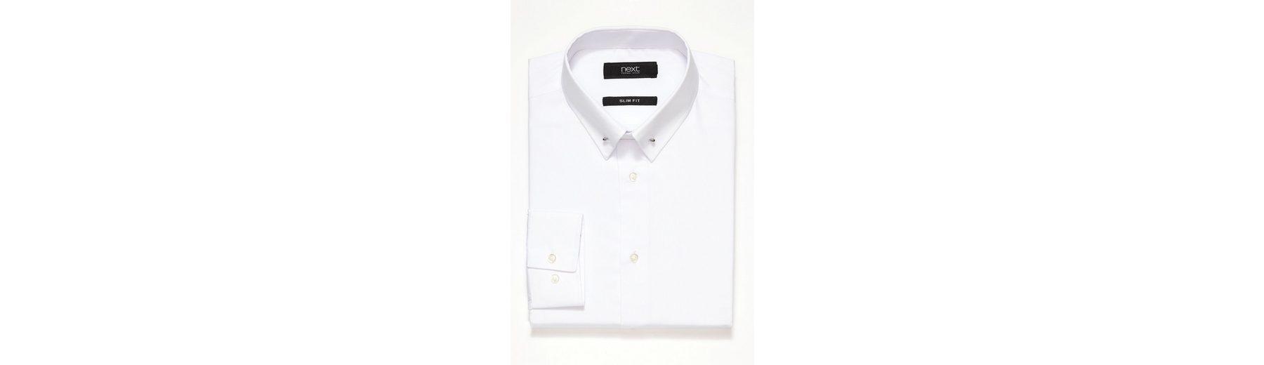 Günstig Kaufen 2018 Unisex Next Hemd mit Kragennadel 2 teilig Billig Aus Deutschland YRA5HASwmG