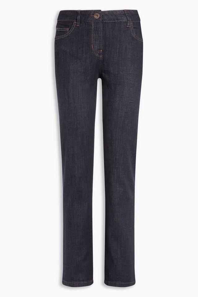 Next Slim-Fit Jeans in Denim Rinse