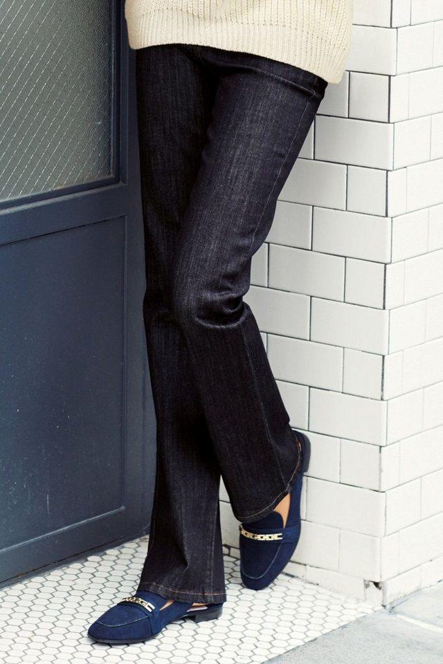 Next Bootcut-Jeans in Rinse Wash Regular