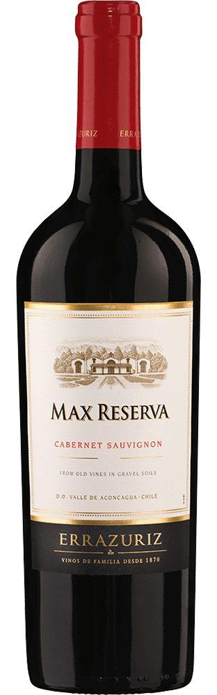 Rotwein aus Chile, 14,0 Vol.-%, 75,00 cl »2014 Cabernet Sauvignon Max Reserva«
