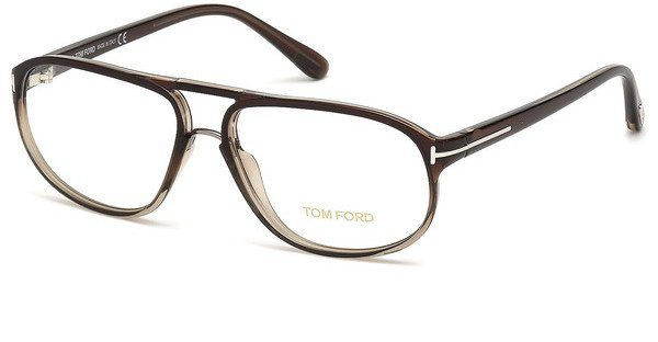 Tom Ford Herren Brille » FT5296«, braun, 046 - braun