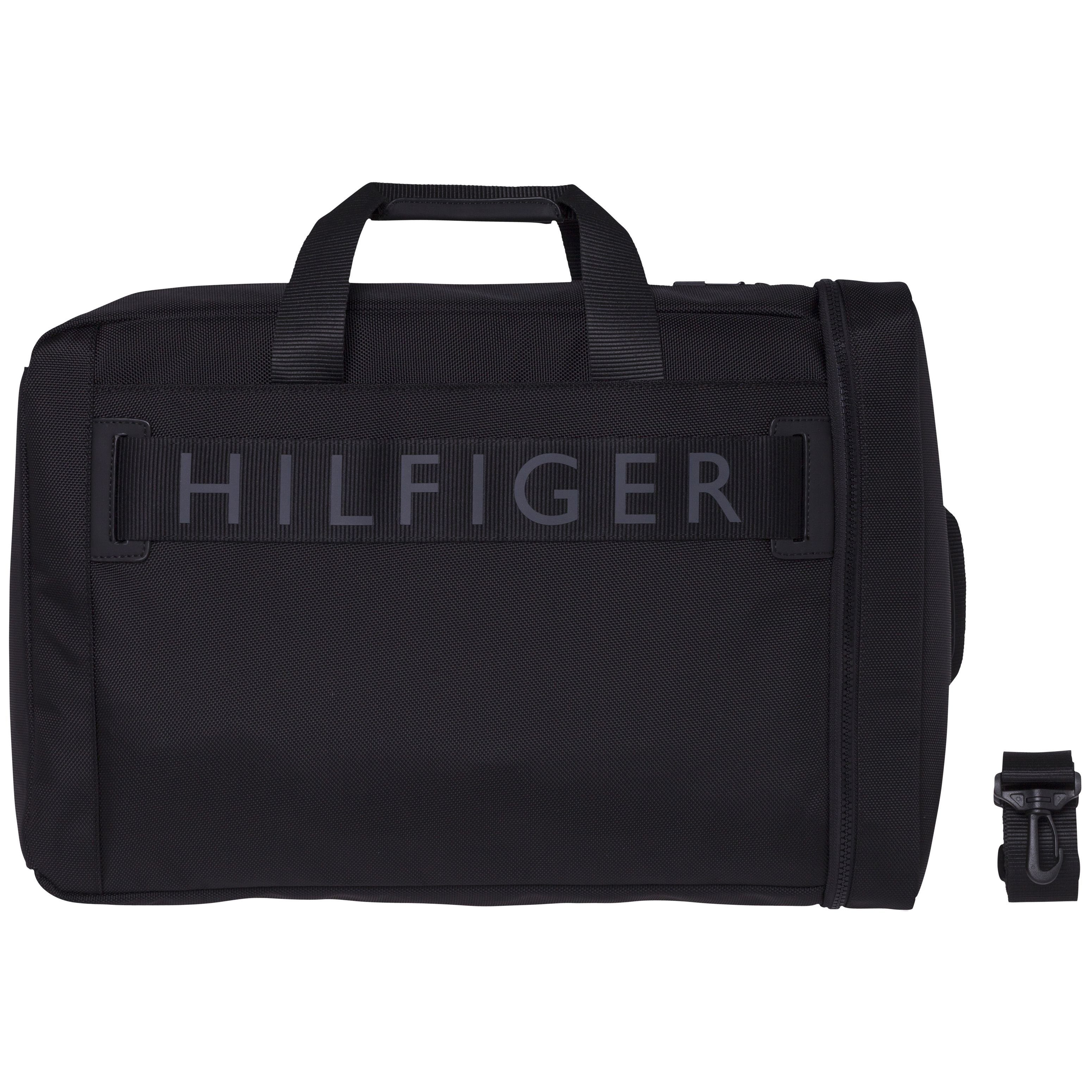 Tommy Hilfiger Handtasche »HILFIGER CONVERTIBLE COMPUTER BAG«