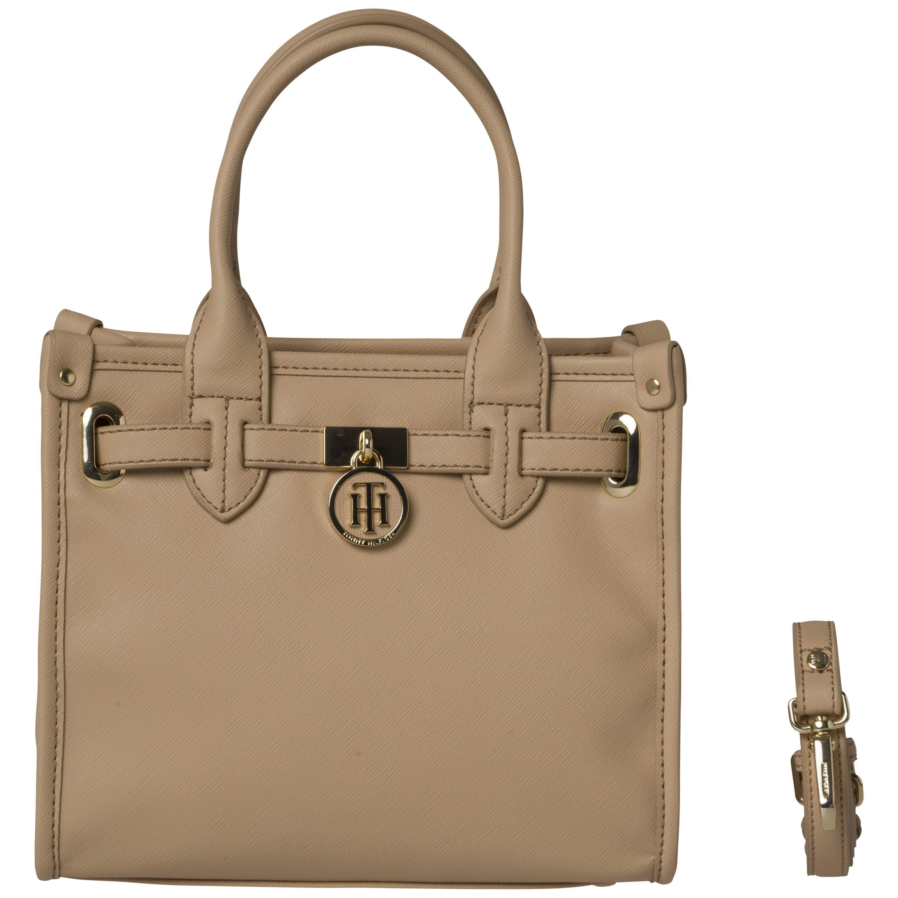 Tommy Hilfiger Handtasche »AMERICAN ICON MINI TOTE SOLID«