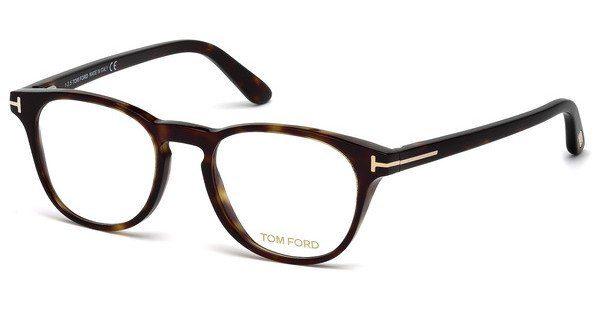 Tom Ford Brille » FT5490«, braun, 052 - braun