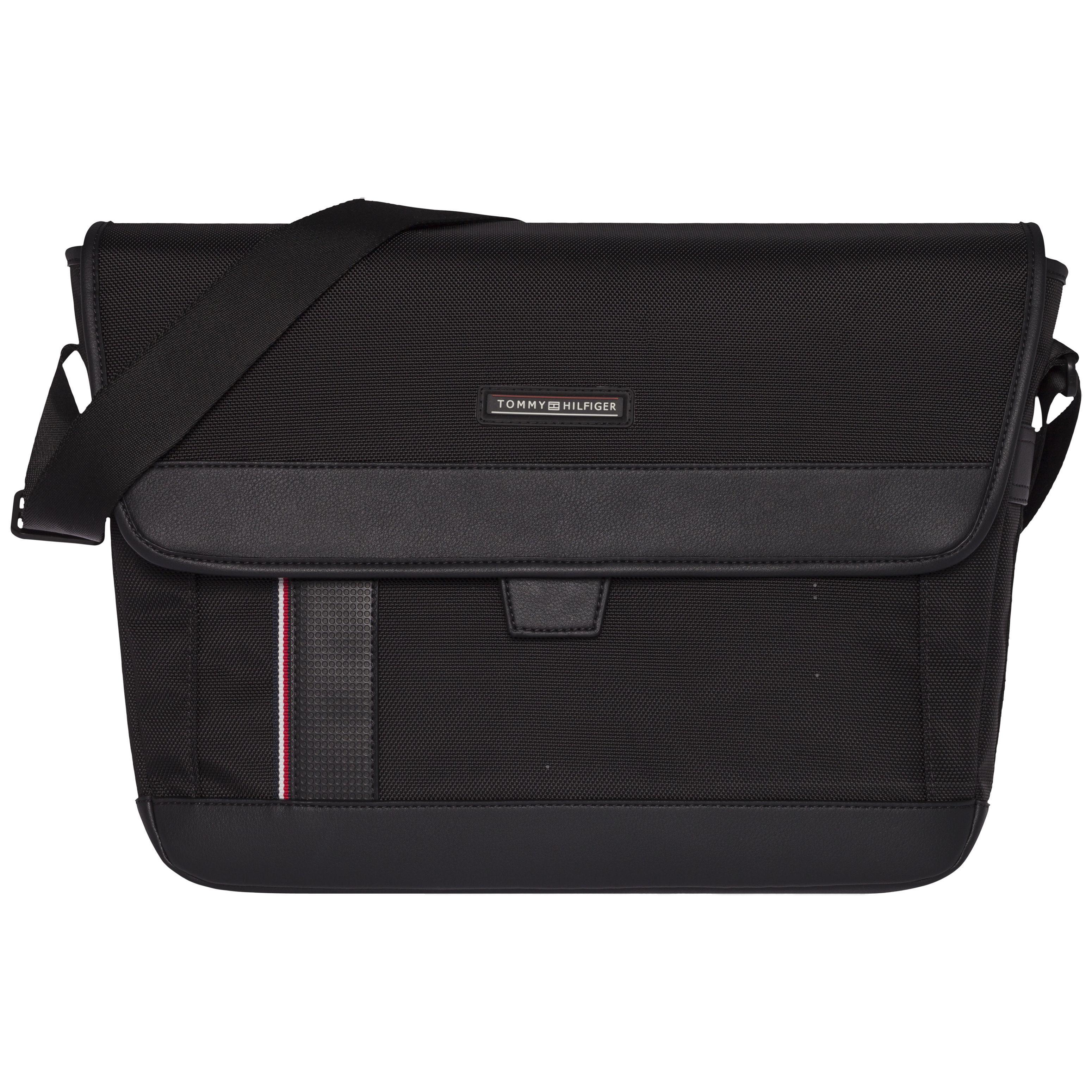 Tommy Hilfiger Handtasche »INTERURBAN MESSENGER W/FLAP«