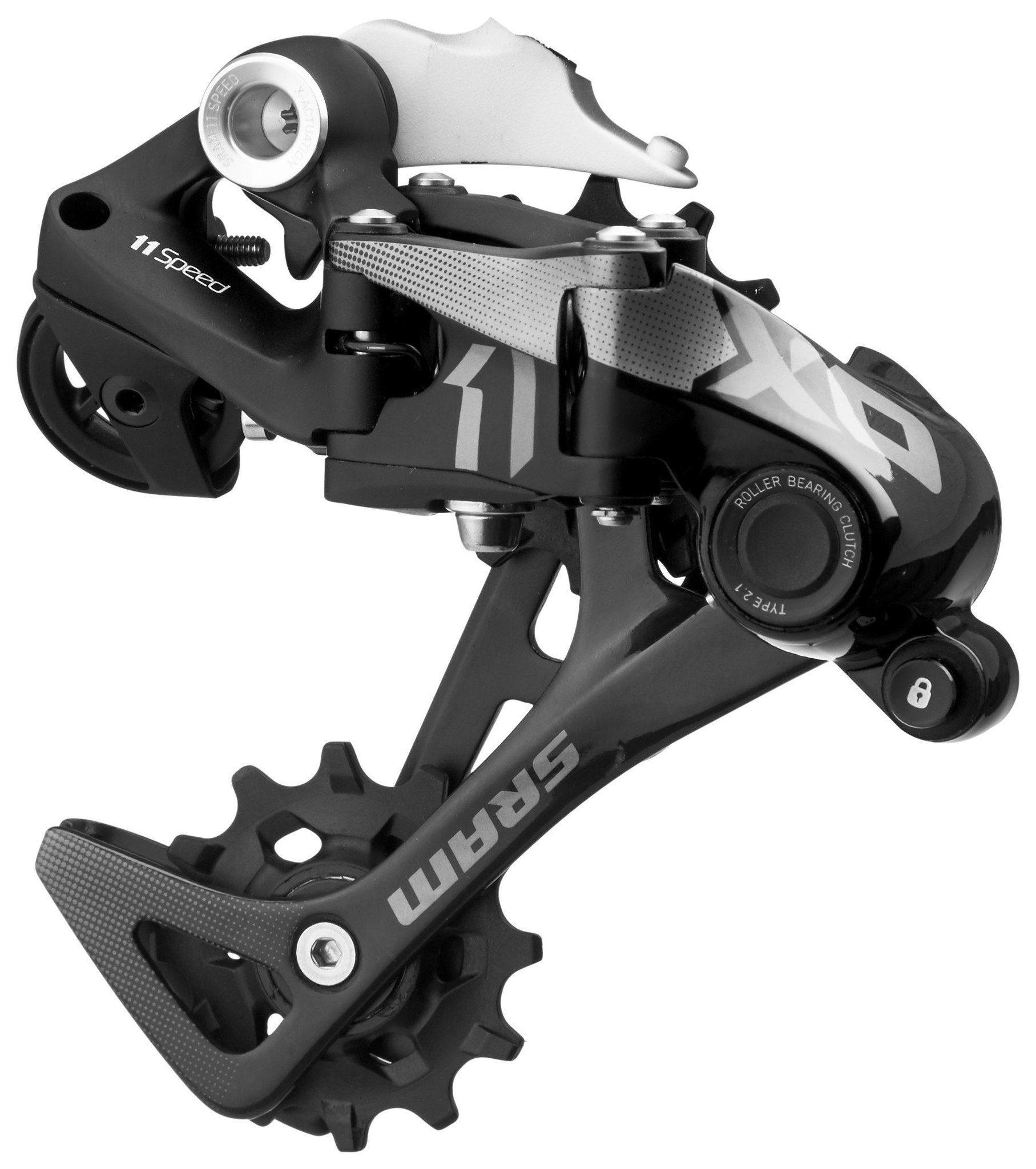 SRAM Schaltung »X01 Type 2.1«