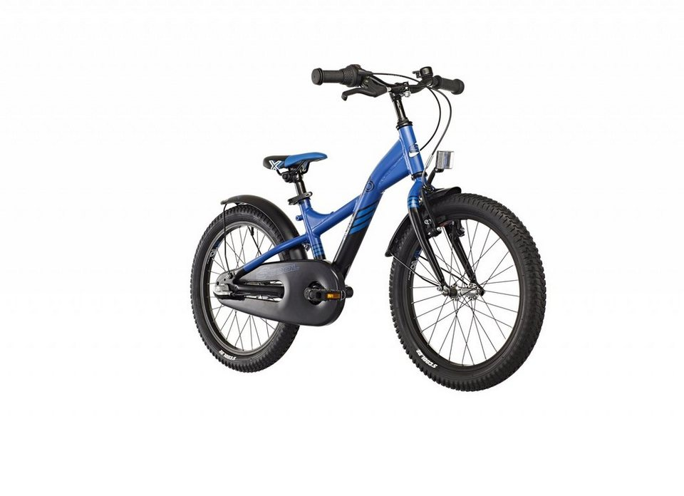 S'COOL Kinderrad »XXlite 18-3« in blau