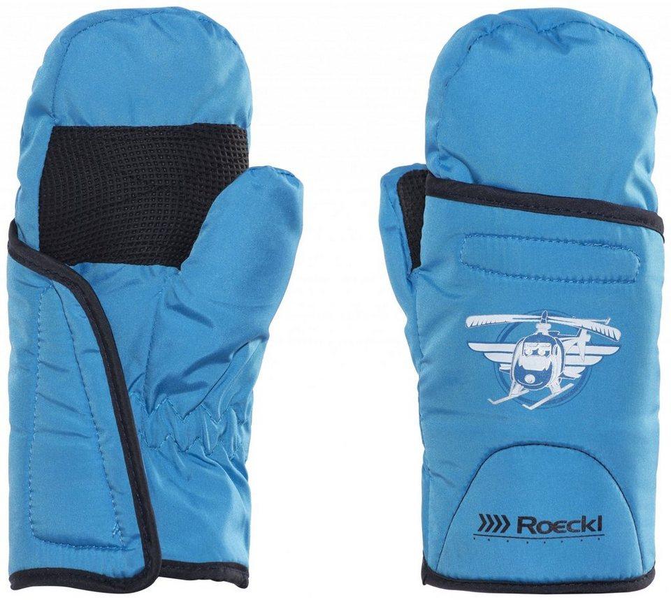 Roeckl Handschuh »Franca Handschuhe Babies« in blau