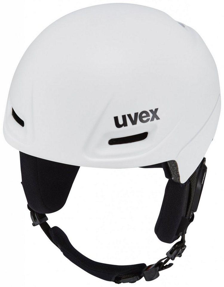 Uvex Ski - / Snowboardhelm »jimm Helmet« in weiß
