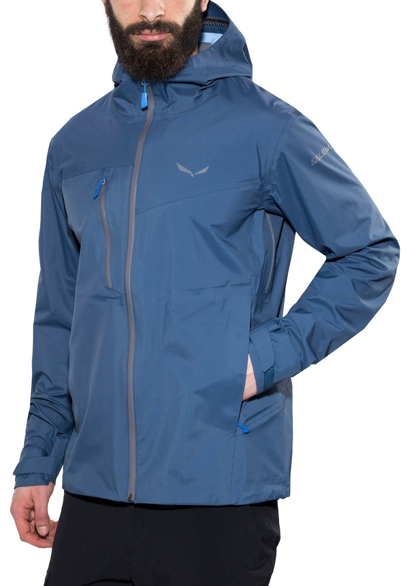 Salewa Outdoorjacke »Puez PTX 3L Jacket Men«