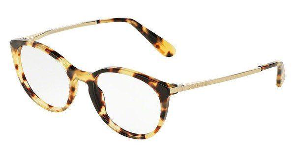 DOLCE & GABBANA Damen Brille »DG3242«