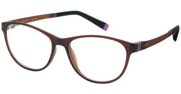 Esprit Damen Brille » ET17487«, rot, 531 - rot