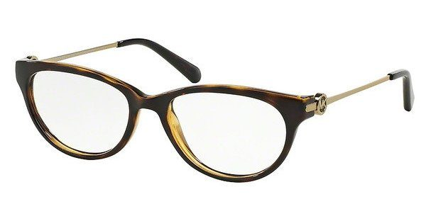 MICHAEL KORS Damen Brille »COURMAYEUR MK8003«