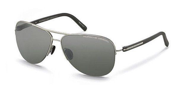 PORSCHE Design Porsche Design Herren Sonnenbrille » P8569«, grau, D - grau/grau