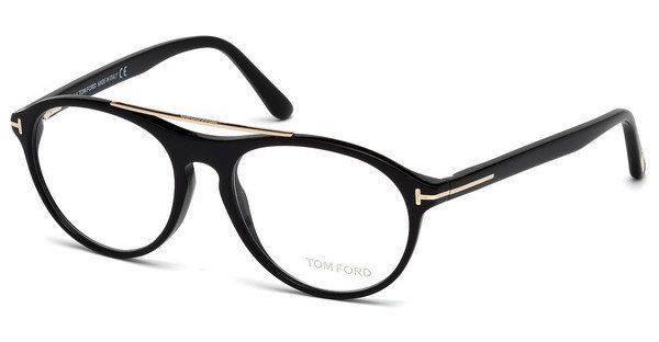 Tom Ford Herren Brille » FT5527«, schwarz, 001 - schwarz