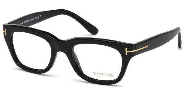 Tom Ford Herren Brille » FT5178«, braun, 055 - havana