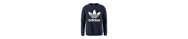 adidas Originals Sweatshirt TREFOIL FLEECE CREW, Raglanärmel